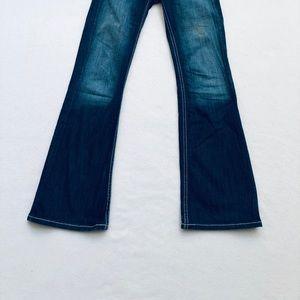BKE Jeans - BKE Tia Buckle Jeans Size 26 X 31.5 Boot Cut